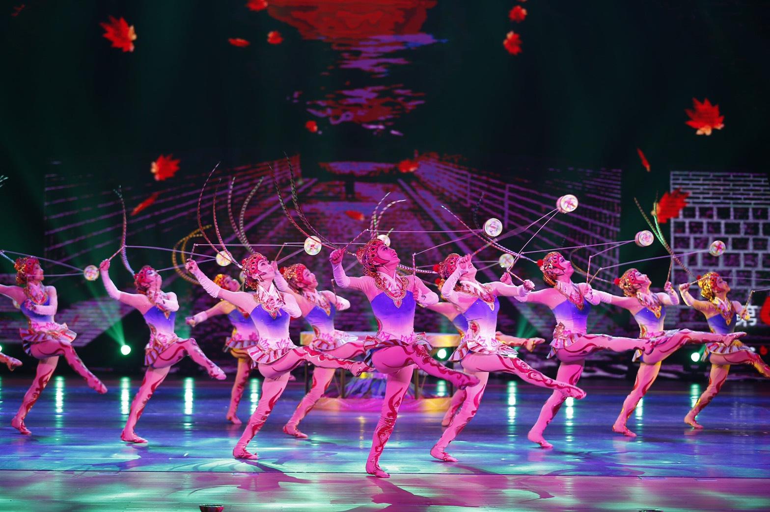 【新莊文化藝術中心】雜技絕活、奇蹟幻術 世界級中華藝術盛宴 新北登場