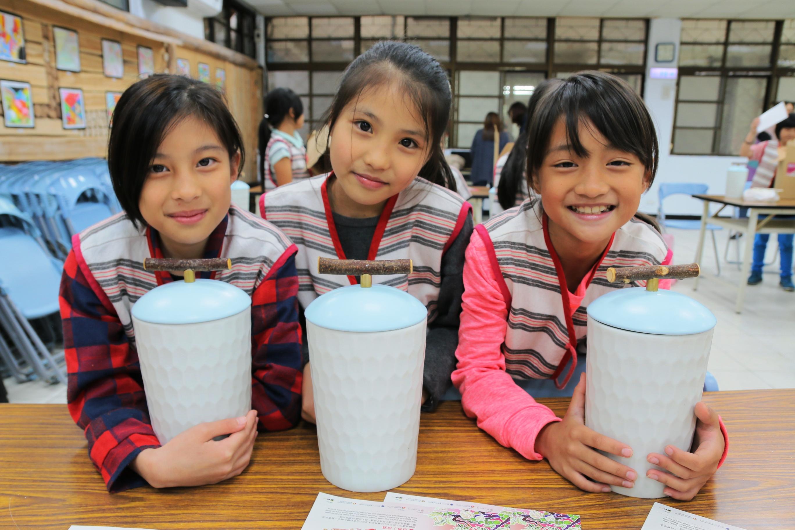 【鶯歌陶瓷博物館】醃脆梅列車到烏來 原民小學生首次嘗試直呼好玩