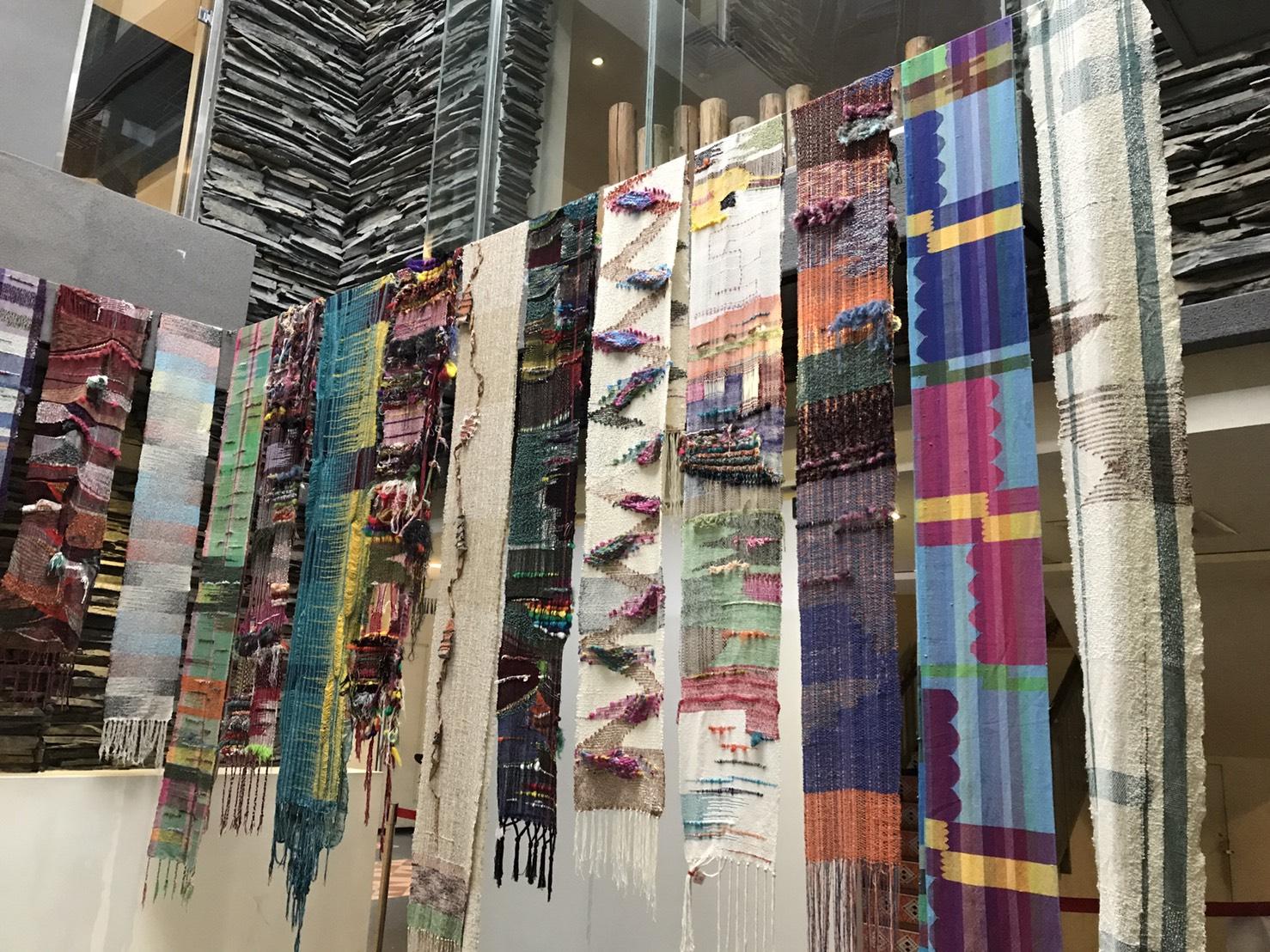 【烏來泰雅民族博物館】少了妳(SAORI)‧編織布玩的故事-雙人聯展
