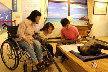 【十三行博物館】逛十三行博物館說走就走!身心障礙者免費專案