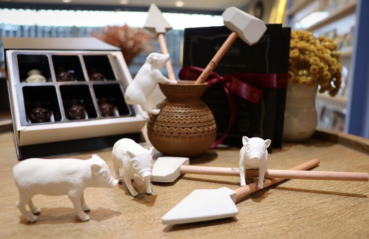 【十三行博物館】全新療癒系文具超吸睛 讓書桌變身狩獵場